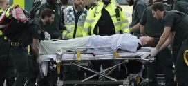 ISIS claims responsibility for British parliament attack; 8 arrested in UK raids