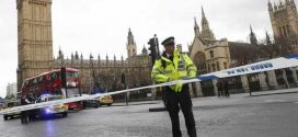 UK terror attack: Cop stabbed, 4 dead and many injured outside parliament
