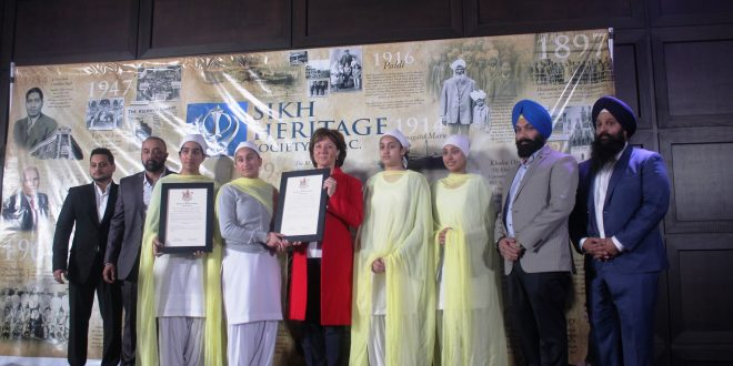 BC proclaims Sikh Heritage Month and recognizes South Asian historic places