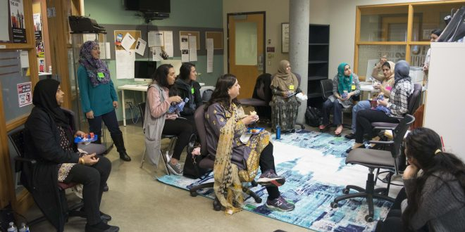 Surrey's Muslim women pick up camera to make movies on social issues