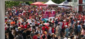 IN PHOTOS: CANADA DAY CELEBRATIONS IN VANCOUVER