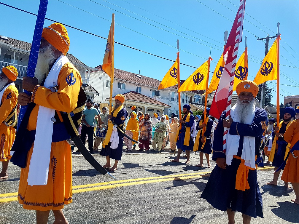 IN PHOTOS: Miri Piri Diwas in Surrey