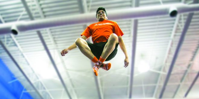 SKYZONE is  the limit  to your fun in Surrey