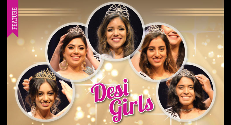 Desi Girls Rock BC's Pageant