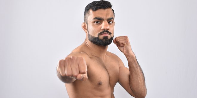MMA fighter Gurdarshan Mangat to compete for international championship title