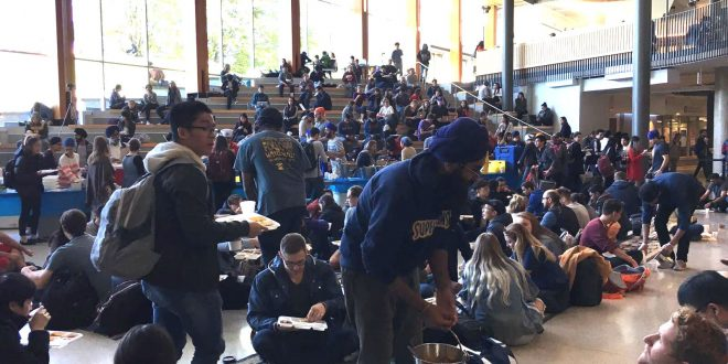 UBC students get a taste of free yummy meals courtesy of International Langar Week