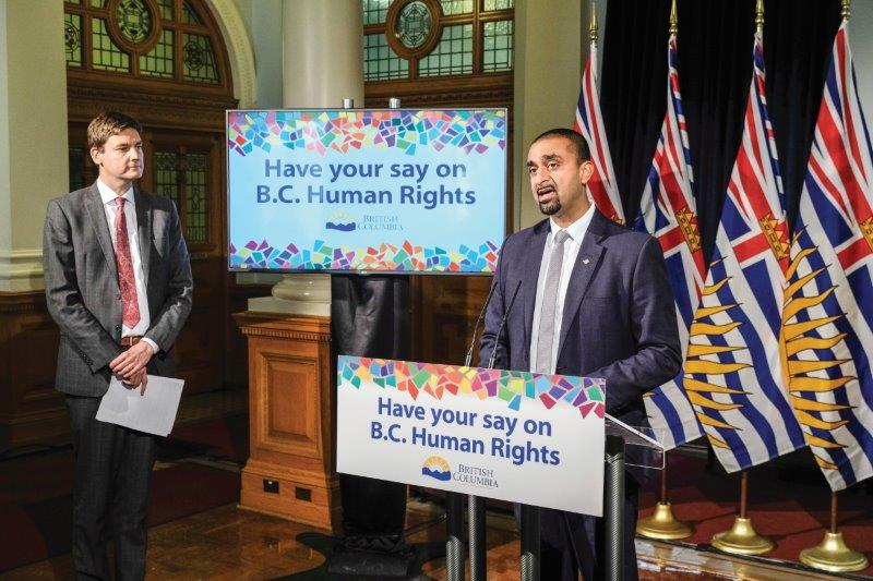 RAVI KAHLON: FROM Hockey Goals TO Human Rights Goals