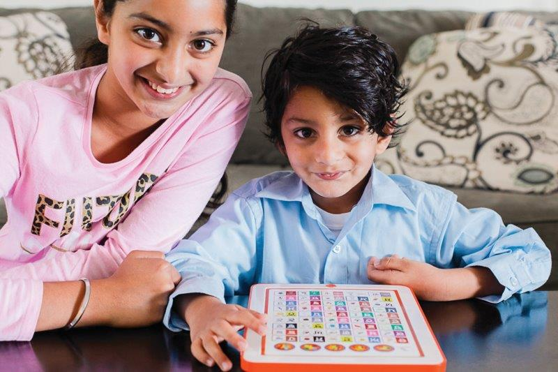 Punjabi Pad: Very first talking interactive Punjabi Toy