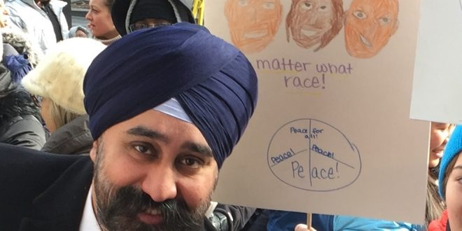 Ravinder Bhalla becomes first Sikh mayor of Hoboken city in New Jersey, U.S.