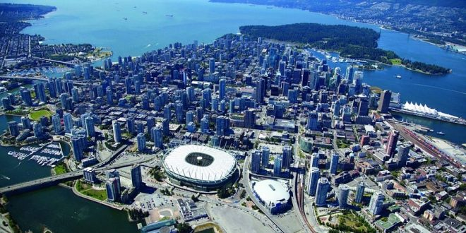 New record of 10.3 million Vancouver visitors in 2017