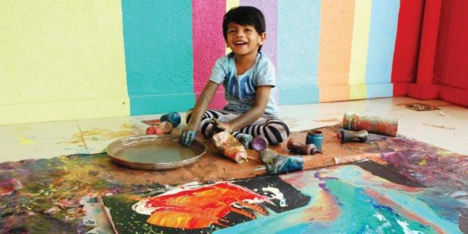 Advait Kolarkar: The painting prodigy