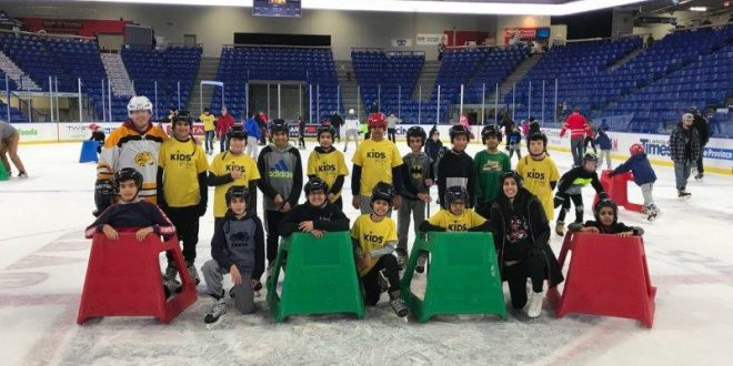 KidsPlay foundation: Changing lives, one game at a time