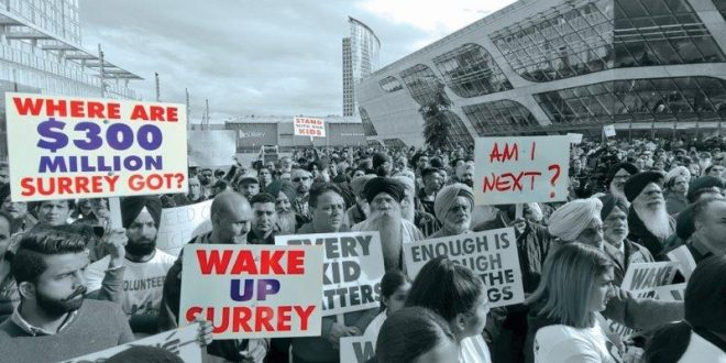 Wake up Surrey! Enough is Enough