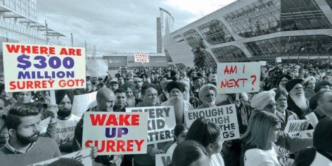 Wake up Surrey! Enough is Enough