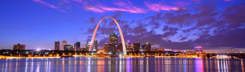 St Louis: The gem of mid-west America
