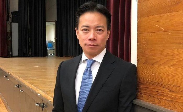 Civic election: Vancouver NPA's Ken Sim vows to protect independent businesses