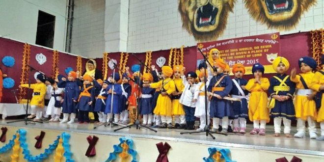 Khalsa Childcare Centre: Promoting excellence in childcare