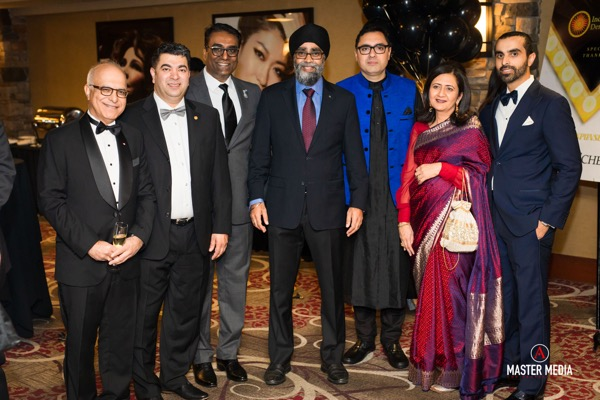 The Indo-Canadian Dental Association raised over $100,00 for Oral Cancer Research in a successful event in Vancouver.