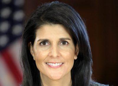 Nikki Haley quits as US Ambassador to UN