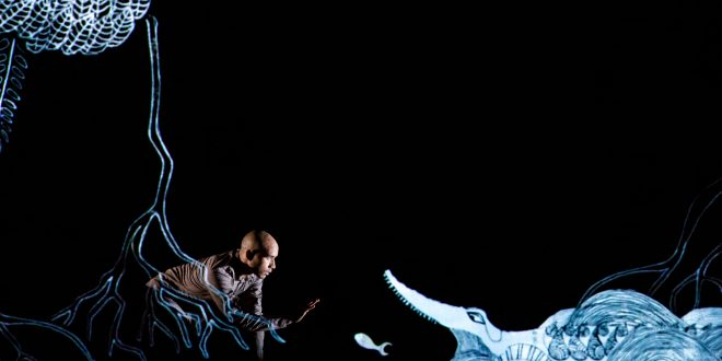 Vancouver to Premiere Akram Khan Company's – Chotto Desh from November 21 to 24