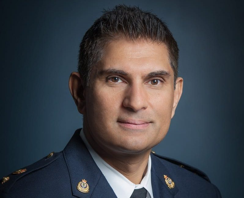 Vancouver Police Deputy Chief Steve Rai chosen President of BC Association of Municipal Chiefs of Police