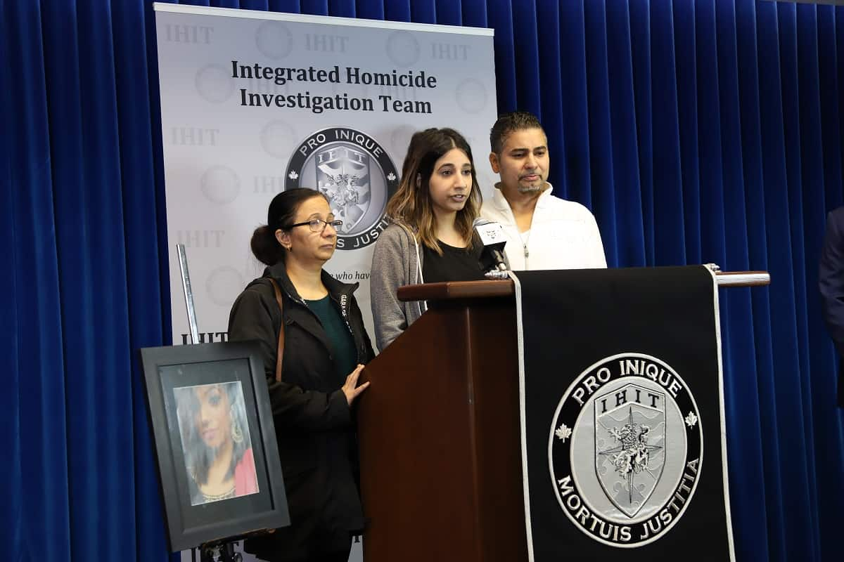 Family of homicide victim Bhavkiran Dhesi of Surrey makes public appeal
