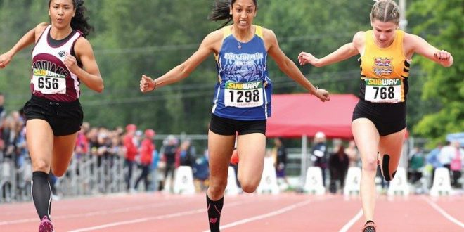 Jasneet Nijjar: Canada's own Usain Bolt in making