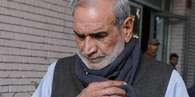 Sajjan Kumar sentenced to prison for life in 1984 anti-Sikh riots case