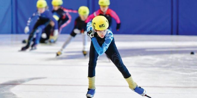 Prabhnoor Grewal: The skating star
