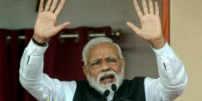 There is fire in my heart over Pulwama suicide bombing: Modi