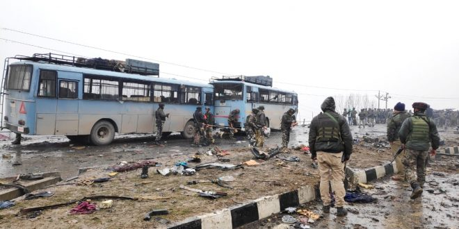 World condemns terror attack in J&K