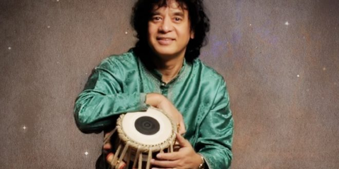 Tabla has been my mate since I was a baby: Maestro Zakir Hussain