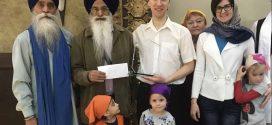 New Westminster Sikh community honours local hero