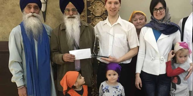 New Westminster Sikh community honours local hero