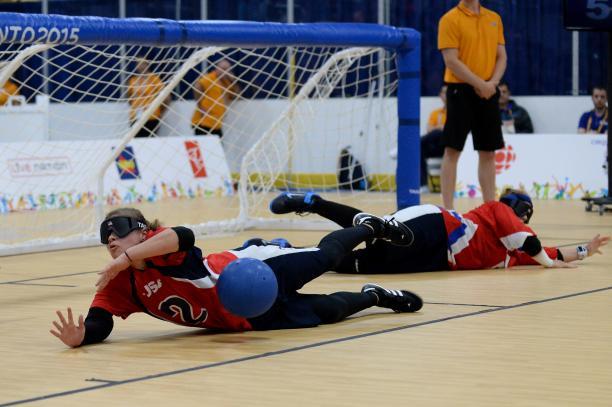 Surrey to host 2019 Goalball Grand Slam