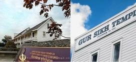New Stop of Interest sign celebrates historic Sikh temple in Abbotsford