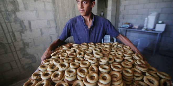 Photo of the Day: MIDEAST-GAZA-EID AL-FITR