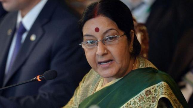 INDIA: Sushma Swaraj among several ex-ministers dropped