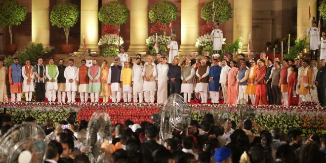 20 new ministers, giant killers in Modi 2.0 team