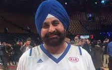 'Raptors Superfan' Nav Bhatia forgives person who posted racist tweet mocking his turban