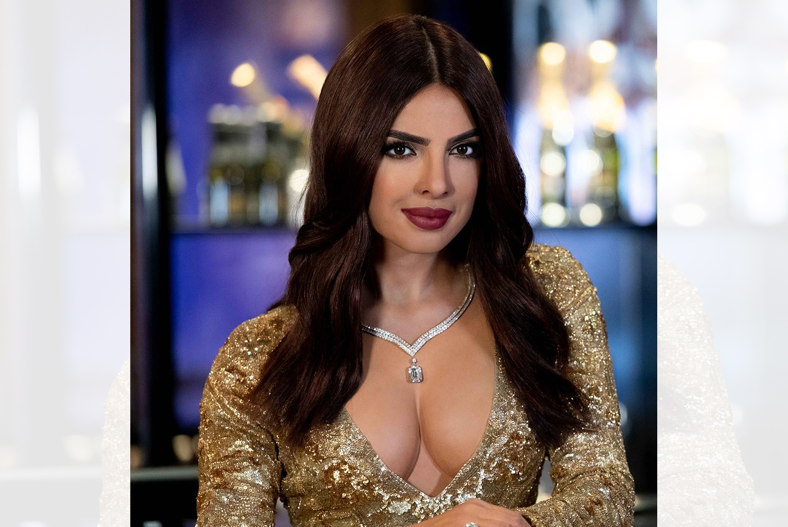 Priyanka Chopra's bold wax figure unveiled in London
