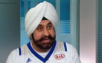 Tim Hortons helps Toronto Raptors Superfan Nav Bhatia share his story from Seat A12