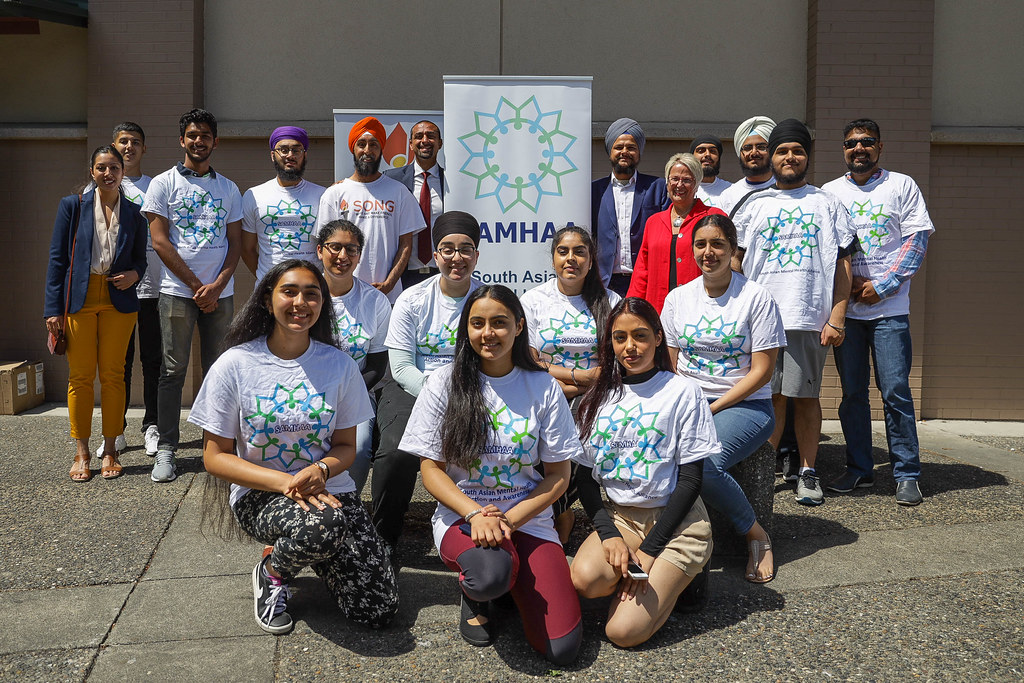 Empowering South Asian youth to tackle mental health stigma