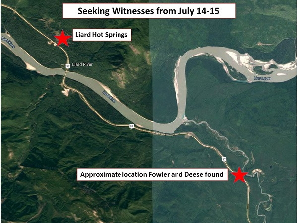 Possible connection between homicides and body found in northern B.C.: RCMP