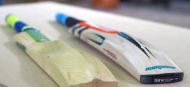 UBC researchers bat for gold with new cricket bat design