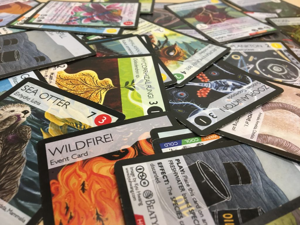 Pokémon-like card game can help teach ecology: UBC research