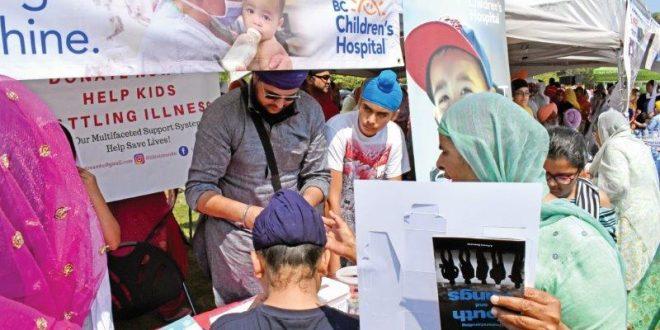 Saving sick kids