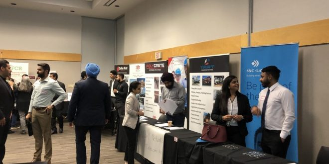 BC's Society of Punjabi Engineers organizes job fair
