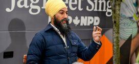 NDP leader Jagmeet Singh unveils plan to help prevent gang crime