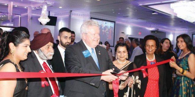 Rotary International President inaugurates Canadian Eyesight Global's 30th Anniversary Gala Dinner